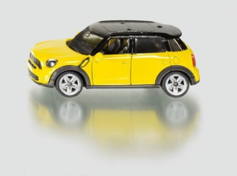 SIKU Super 1454 - Mini Countryman