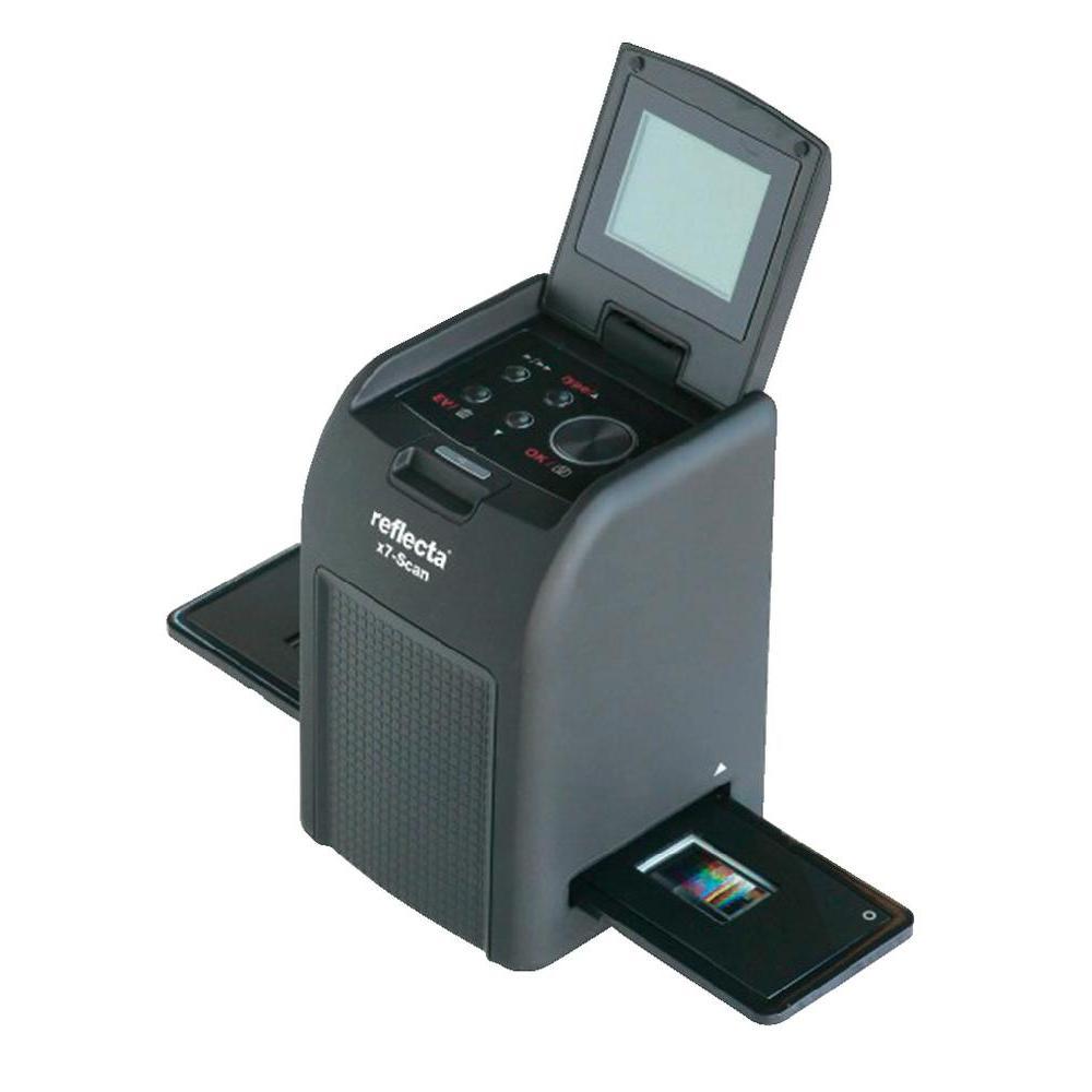 Skenner diapozitivů/negativů reflecta x7-scan, 3200 dpi