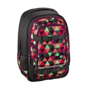 Školní batoh All Out Selby Backpack, Happy Triangle
