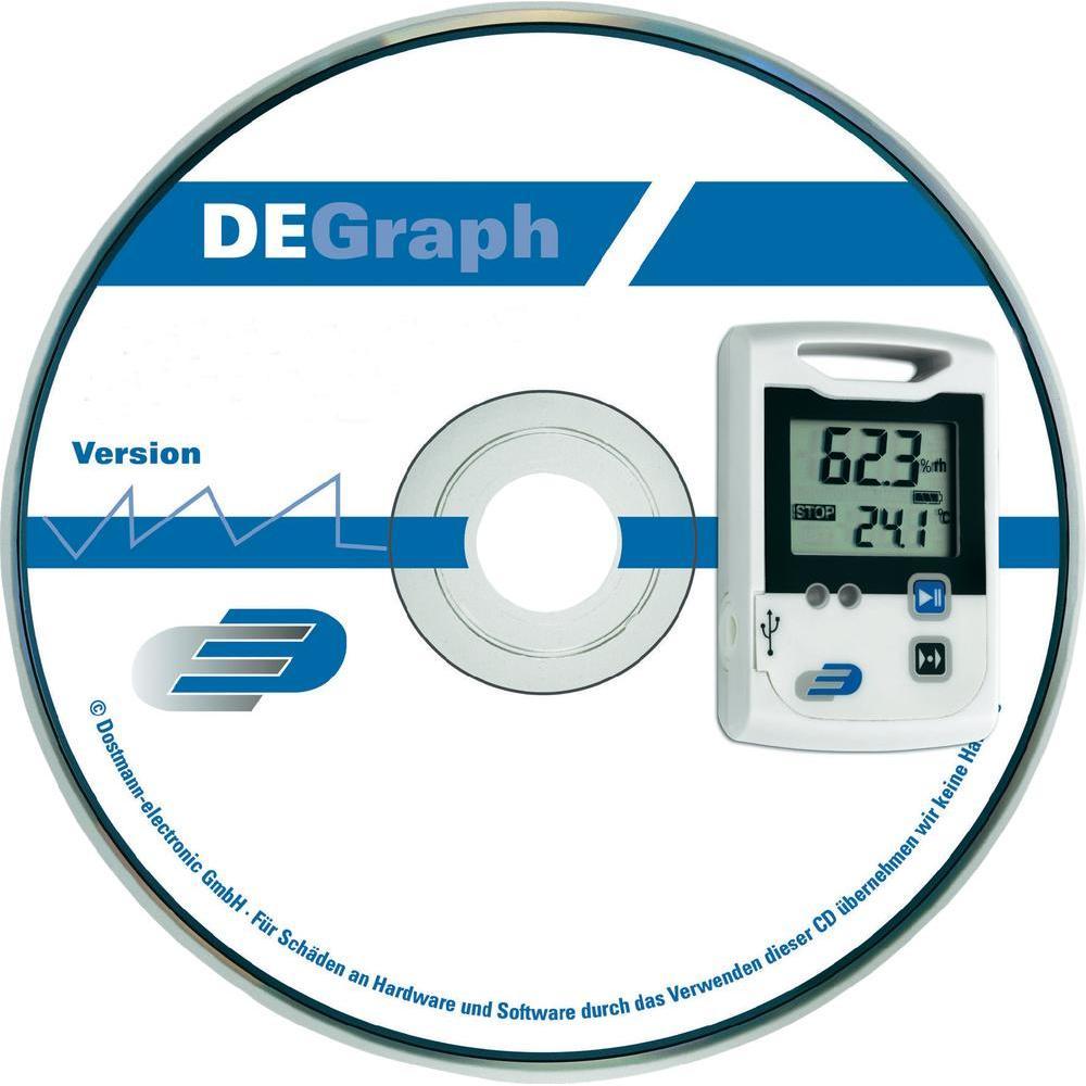 Software dostmann de graph pro log 100/110