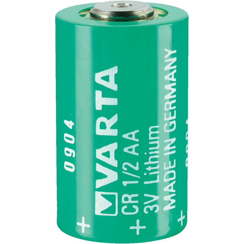 Speciální lithiová baterie cr 1/2 aa