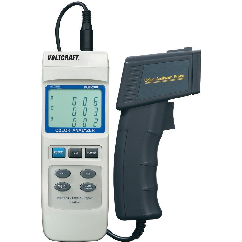 Spektrání analyzátor barev rgb-2000