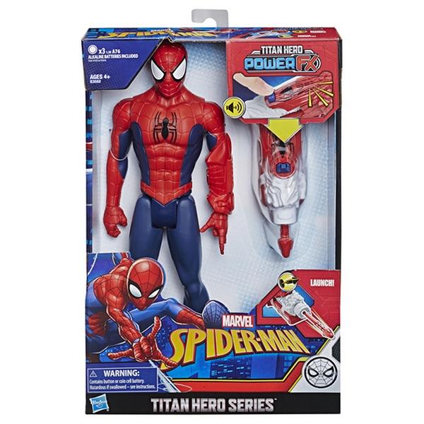 Spiderman 30cm mluvící figurka fx