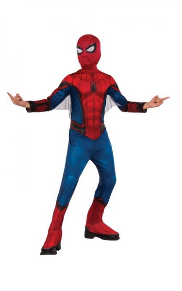 Spiderman far from home: verze a deluxe kostým - vel.s