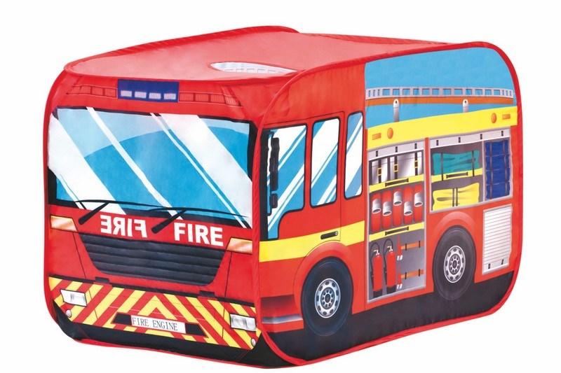 Stan - hasičské auto