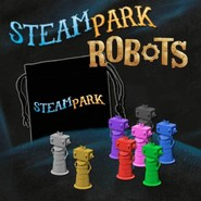 Steam Park Robots (CZ+MULTI)
