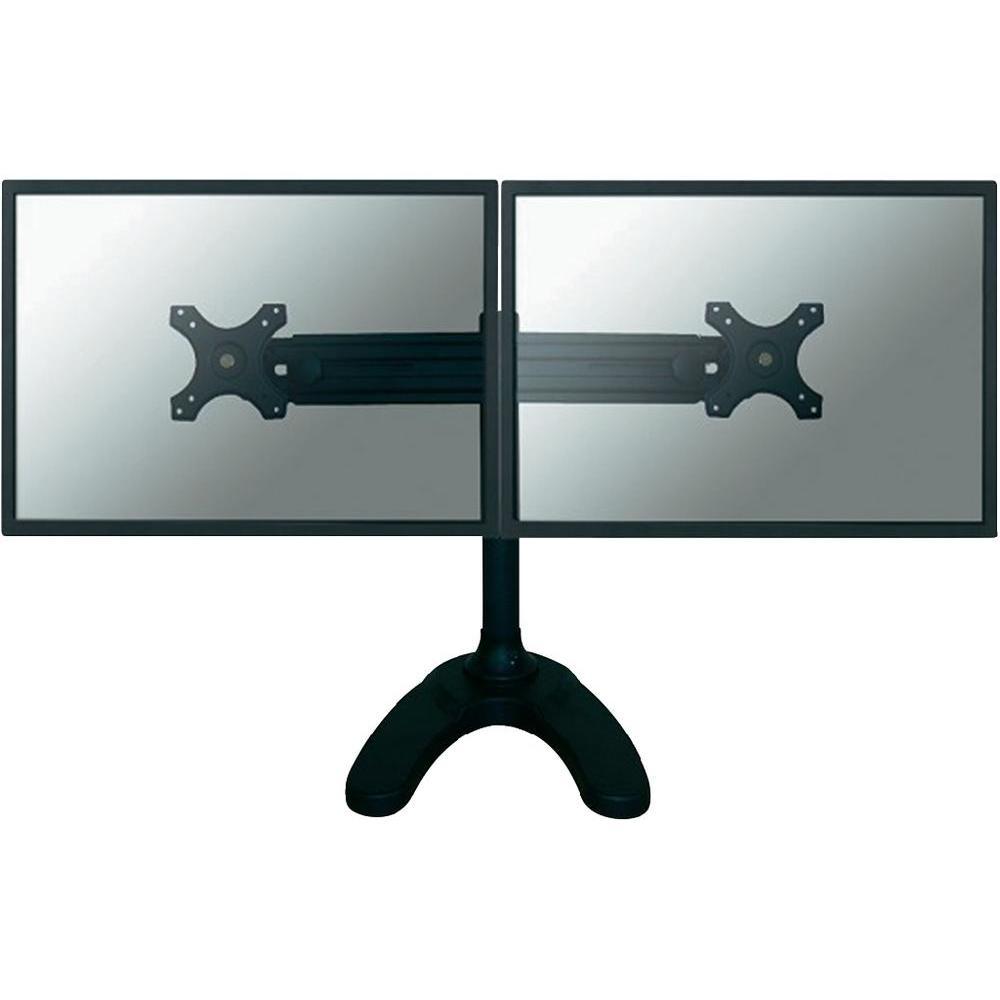 Stolní držák na 2 monitory, 48 - 69 cm (19 - 27) newstar fpma…