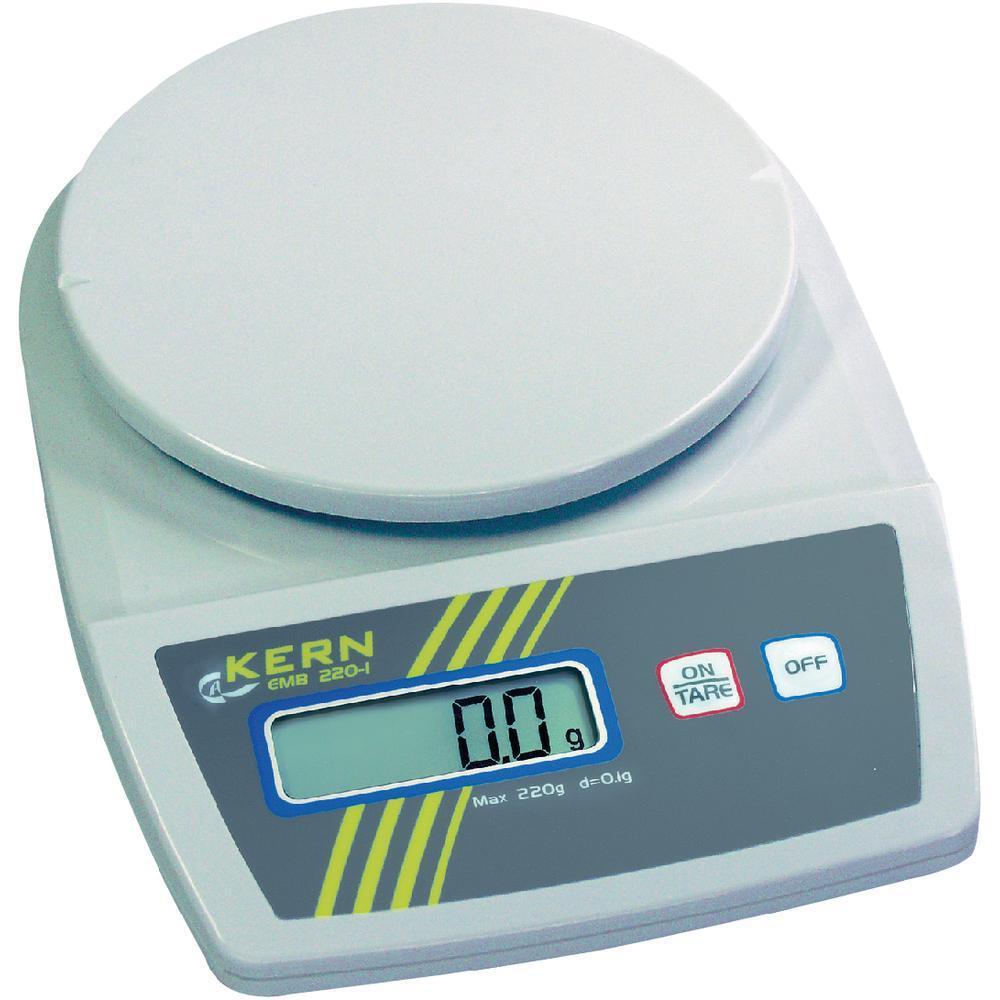 Stolní váha kern emb 1200-1, 1200 g