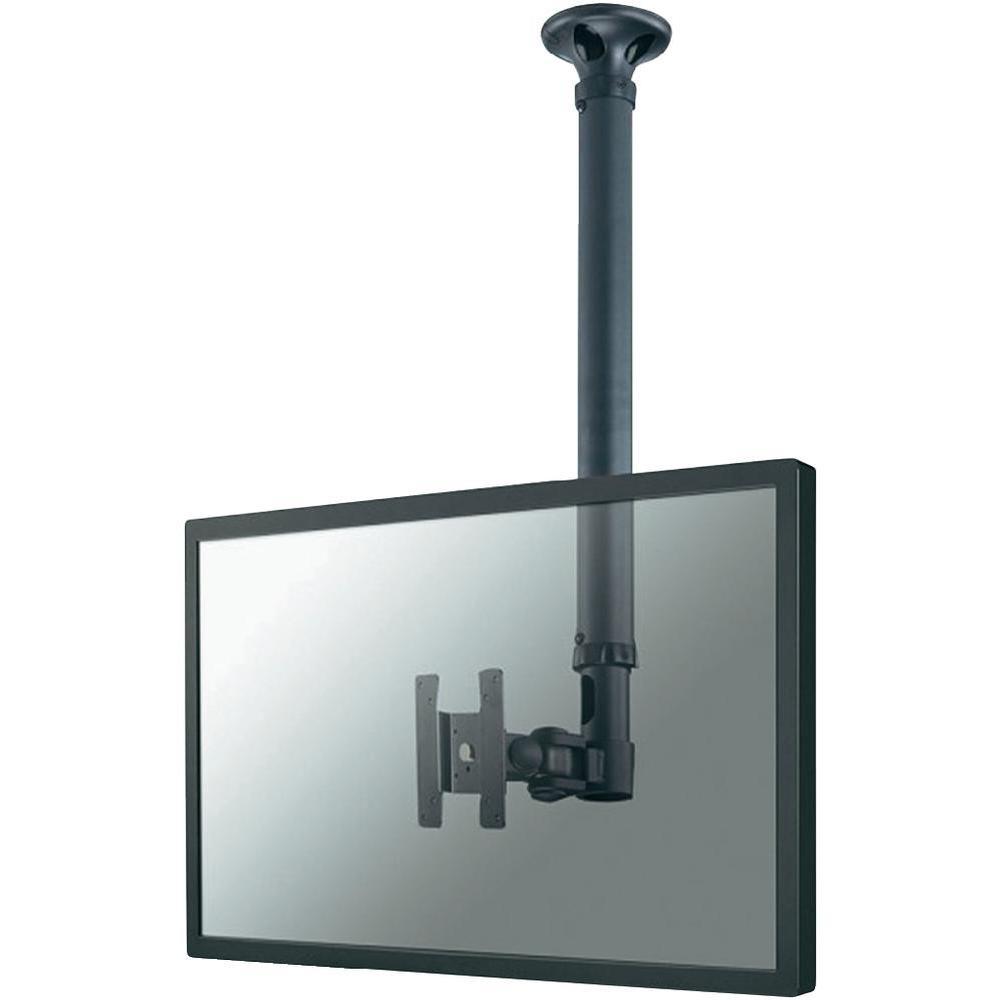 Fotografie Stropní držák na tv, 25,4 - 66 cm (10 - 26) newstar fpma-c100,… NewStar Products