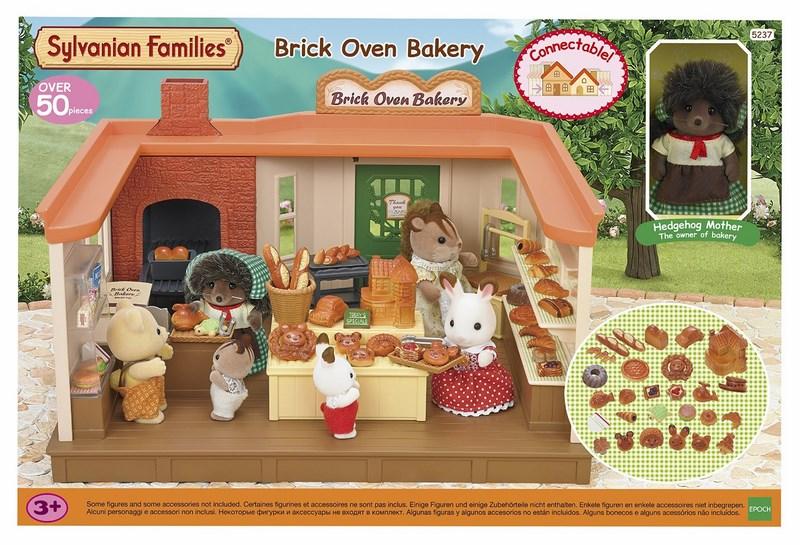 Sylvanian families - pekařství