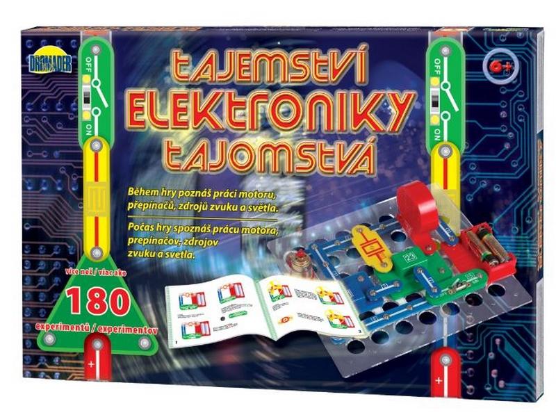 Tajemství elektroniky 180 experimentů