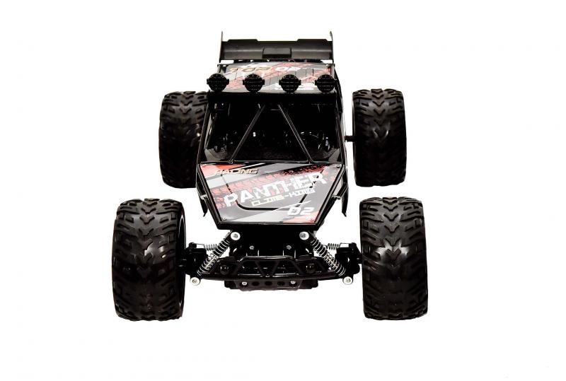 Teréní auto na ovládání monster mud