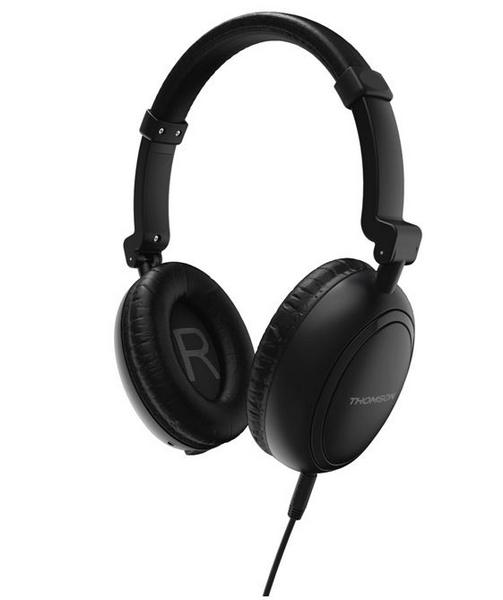 Thomson sluchátka hed2307ncl, uzavřená, aktivní potlačení hluku