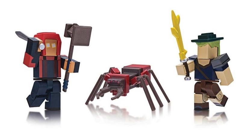 Tm toys roblox sběratelské figurky fantastic frontier