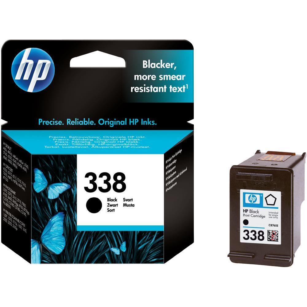 Toner do tiskárny hp c8765ee (338) černá
