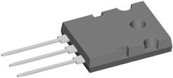 Tranzistor MOSFET Ixys, IXTK22N100L, N-Kanal, 22 A, 1000 V, TO-264