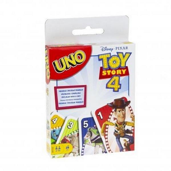 Uno toy story 4: příběh hraček