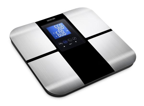 Váha osobní sencor sbs-6015bk