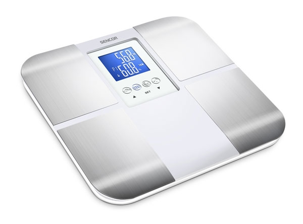 Váha osobní sencor sbs-6015wh