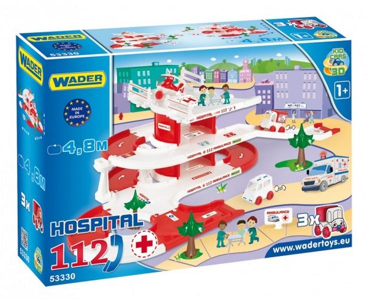 Wader -kid cars 3d - nemocnice