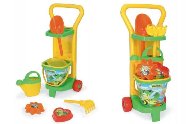 Wader vozík zahradníka s doplňky
