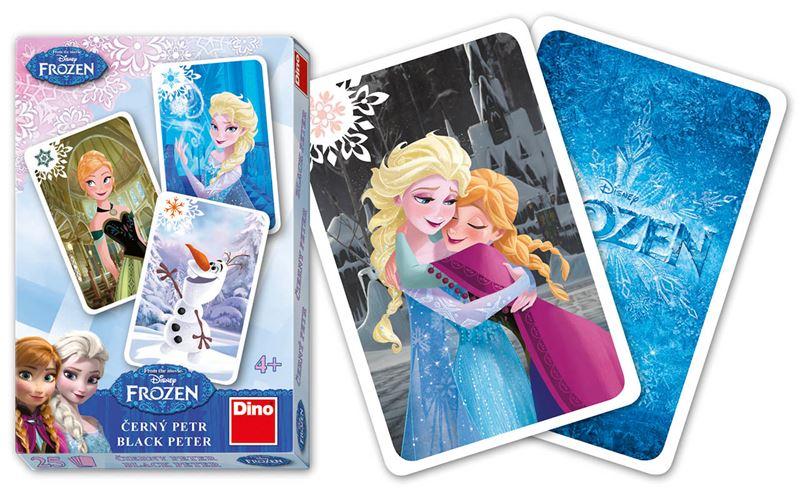 0f66431fa Walt Disney Frozen černý Petr   Fonetip.cz