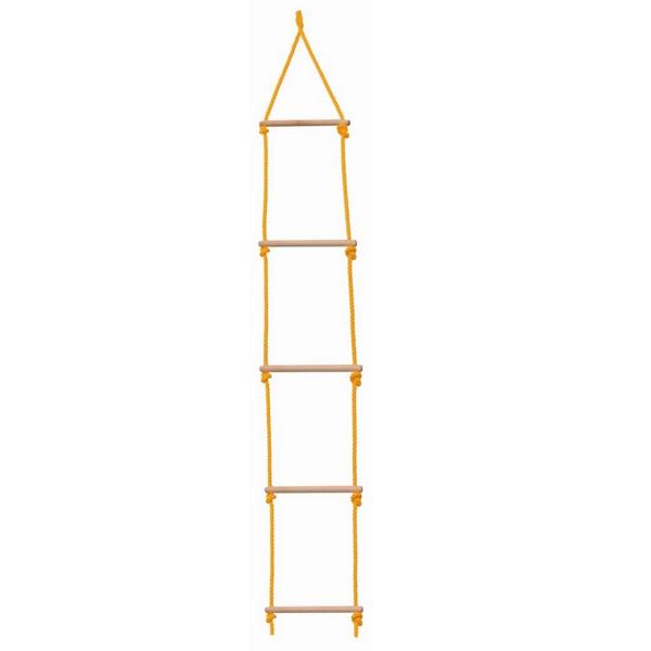 Woody provazový žebřík (do 30kg)