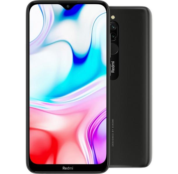 Xiaomi redmi 8 64gb+4gb dualsim black