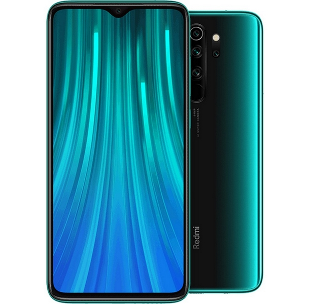 Xiaomi redmi note 8 pro 128gb+6gb dualsim green