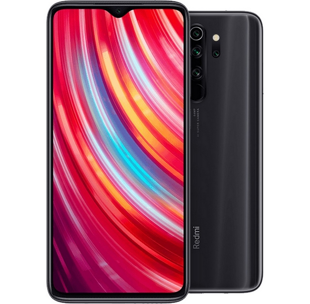 Xiaomi redmi note 8 pro 64gb+6gb dualsim black