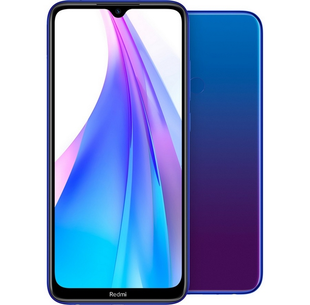 Xiaomi redmi note 8t 64gb+4gb dualsim blue